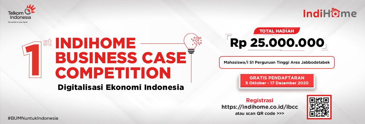 IndiHome Business Case Competition